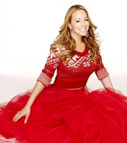 Mariah Redbook Photoshoot!