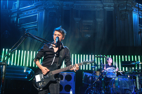 Matthew Bellamy wallpaper called Matthew Bellamy