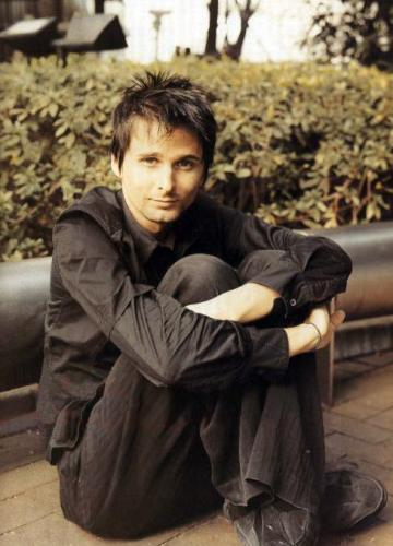 Matthew Bellamy پیپر وال titled Matthew Bellamy