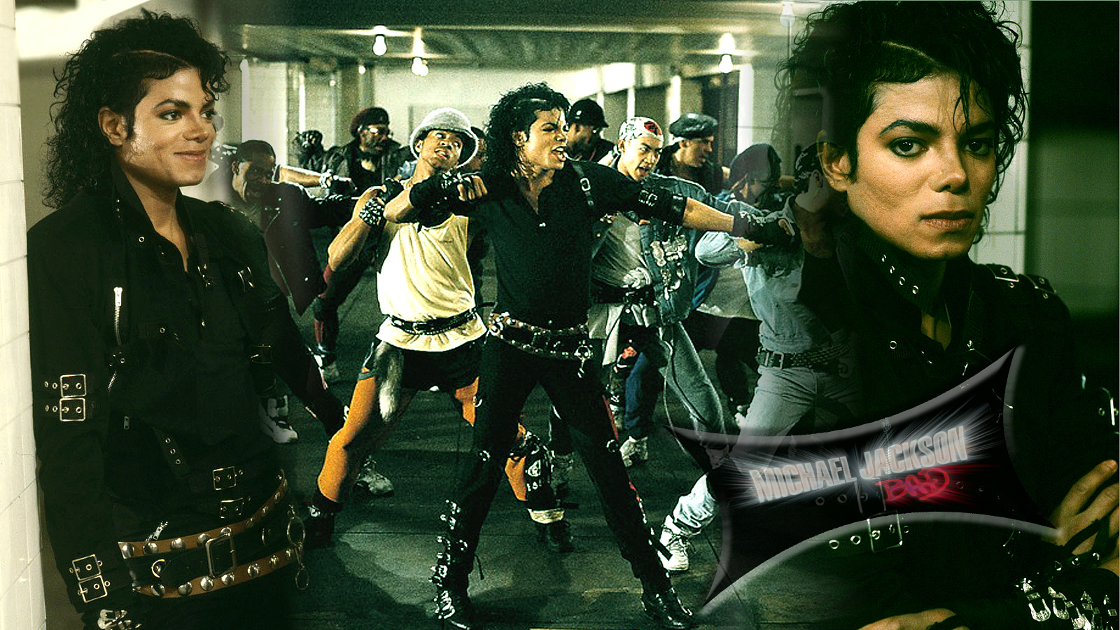 Michael Jackson Bad - michael-jackson wallpaper