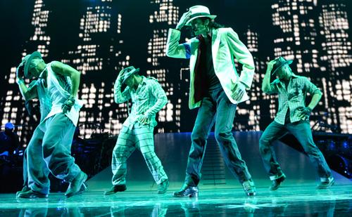 Michael Jackson Smooth Criminal :)(L)