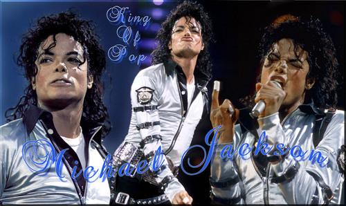 Michael Jackson 바탕화면