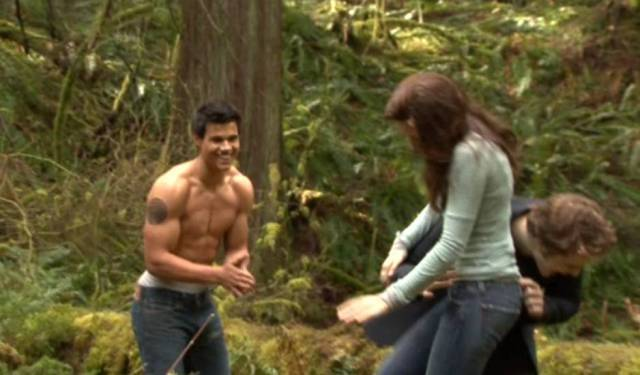 More Caps from the 'New Moon' DVD Extras