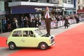Mr Bean and his car - mr-bean photo