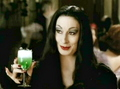Mrs. Addams ^_^ - morticia-addams photo