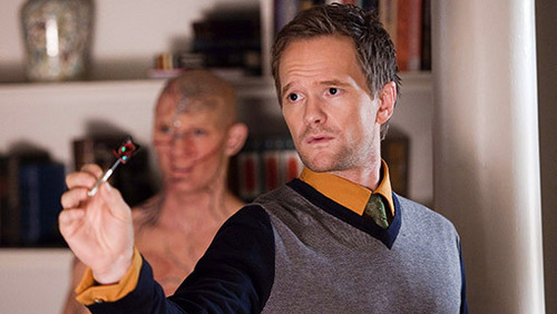 NPH as Will Fratalli in BEASTLY