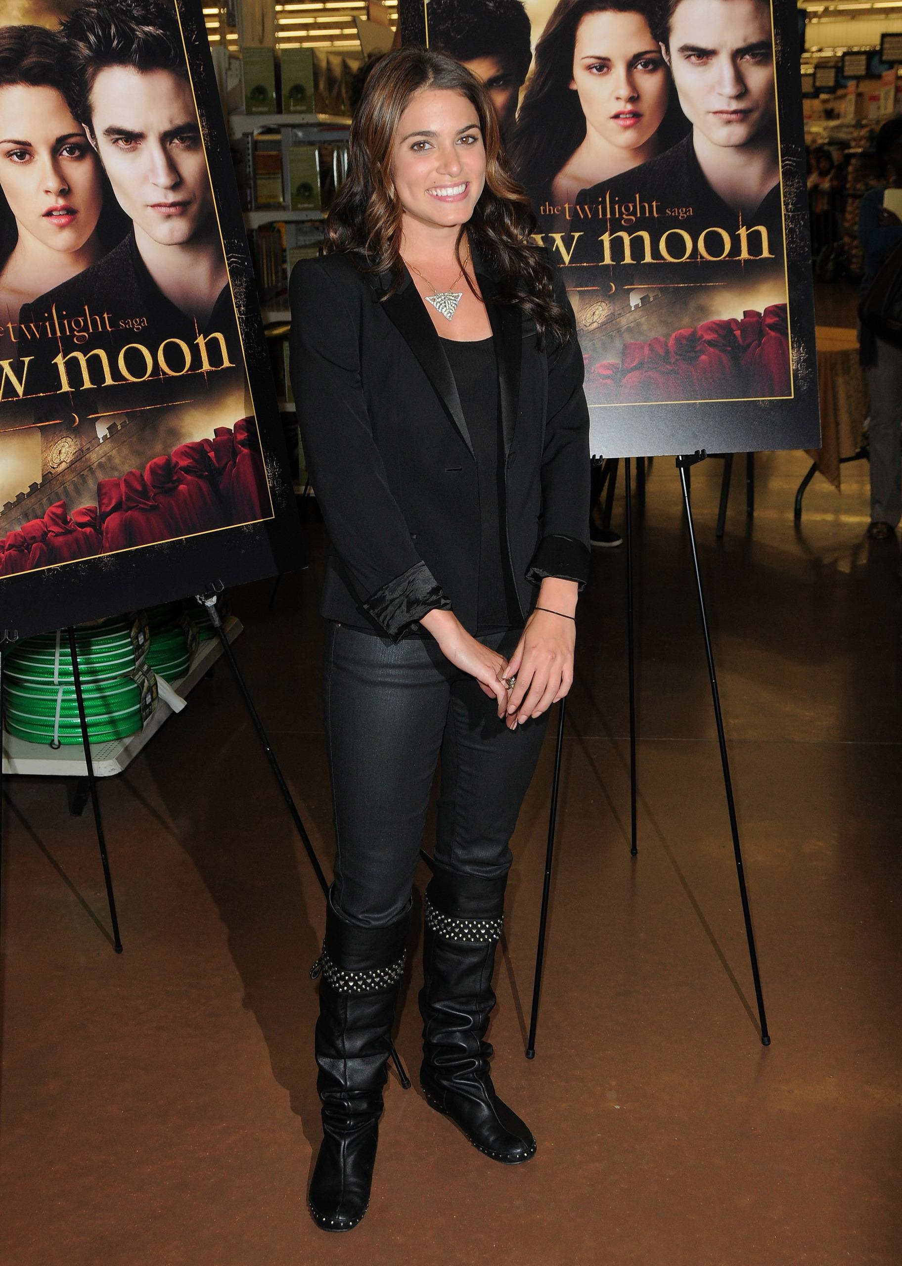 Nikki @New Moon DVD Midnight Release Party