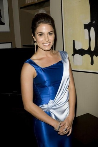 Nikki Reed @ Yotam Solomon Fall-Winter 2010