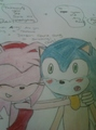 No Air - sonamy fan art
