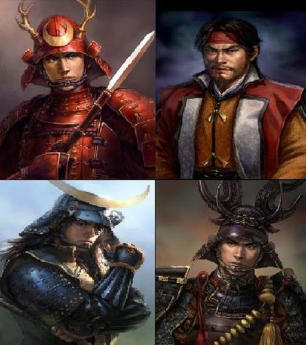 Koei Warriors wallpaper entitled Nobunaga's Ambition wallpapers by Apok