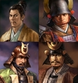 Nobunaga's Ambition wallpapers by Apok - koei-warriors fan art