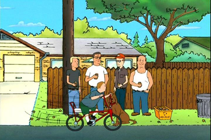 Theme Image King Of The Hill
