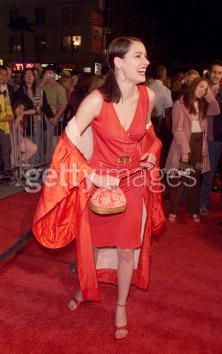 Paget@FOX TCA Party, 2002
