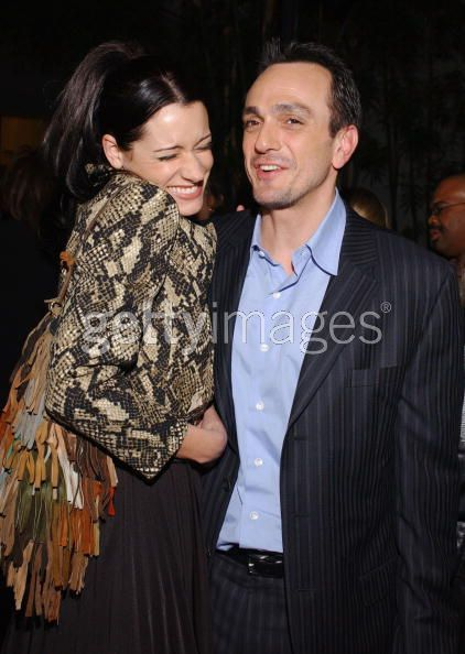 """Paget@Premiere Of New Showtime Original Series """"Huff"""", 2004"""