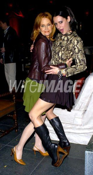"""Paget@Premiere of Showtime's New Original Series """"Huff"""", 2004"""