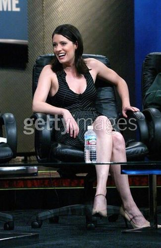 Paget@TCA Press Tour Cable, 2004
