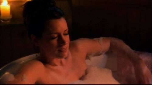 Paget in bathtub :D