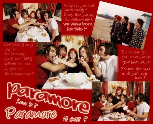 """Paramore 4 EVER !"""""""