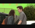 Parking Lot Behind The Scenes | Screencaps  - twilight-series photo