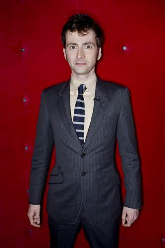 Phootshoot of  Friday Night with Jonathan Ross - david-tennant Photo