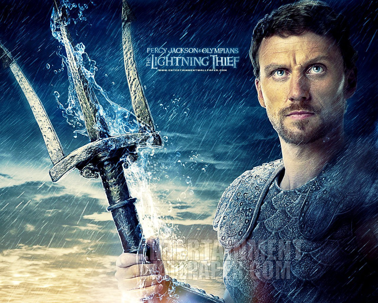 PJO The Lightning Thief Movie images Poseidon HD wallpaper ...