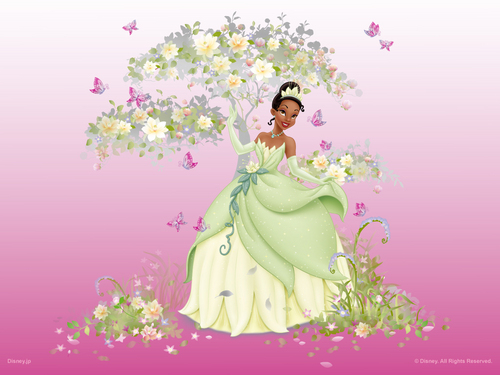 putri disney wallpaper called Princess Tiana