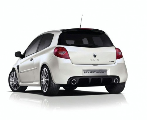 RENAULT CLIO RS SPECIAL EDITION