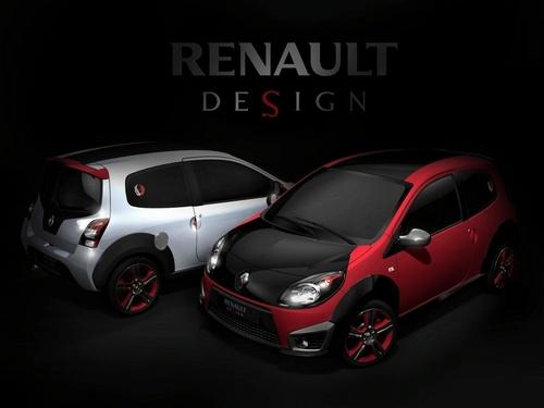 RENAULT Дизайн