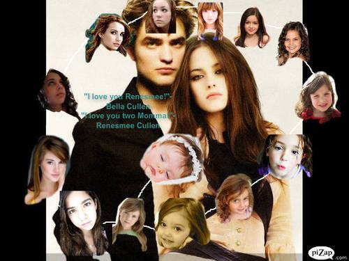 Renesmee Cullen Timeline