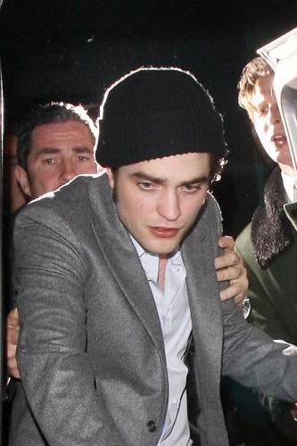 Rob Leaving Ivy Nightclub