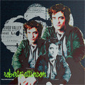 Robert Pattinosn  - robert-pattinson fan art