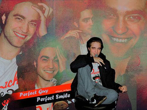 Robert Pattinosn