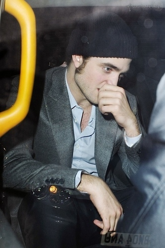 "Robert Pattinson at the ""Remember Me"" After Party"