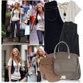 Serena Van Der Woodsen Fashion