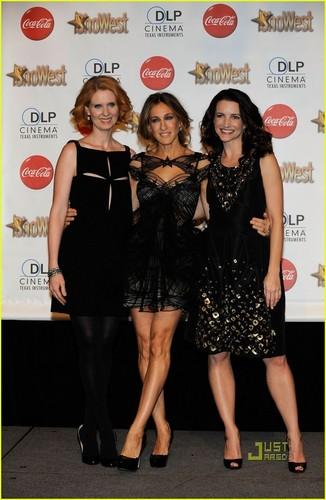 SJP, Kristen, & Cynthia