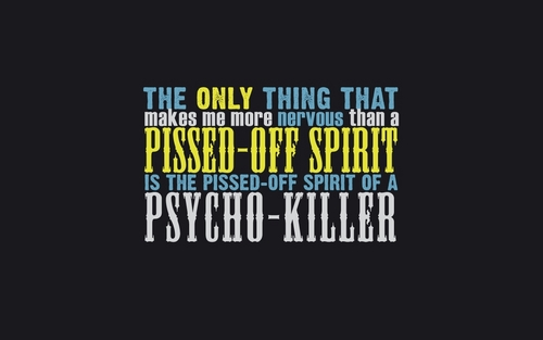 SPN Quotes - supernatural-quotes Wallpaper