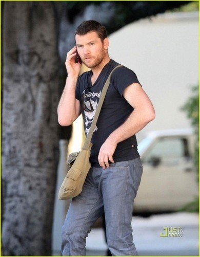 Sam Beverly Hills, California (March 12)