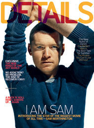 Sam - Details Magazine - April 2010