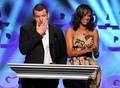 Sam & Zoe at Directors Guild Of America Awards - sam-worthington photo