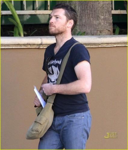 Sam in Beverly Hills, California (March 12)