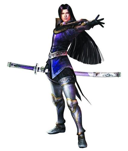 Samurai Warriors 1