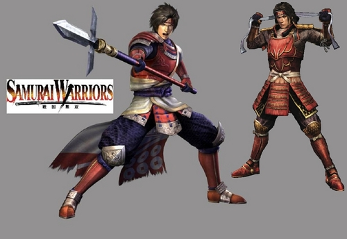 Samurai Warriors wallpapers by Apok