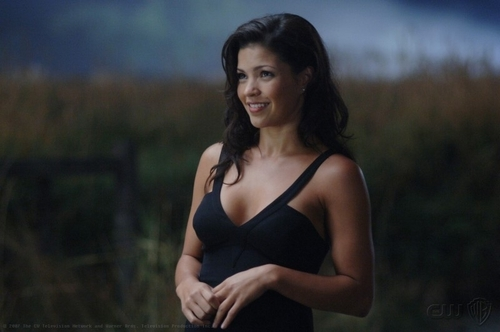 Sandra in Supernatural