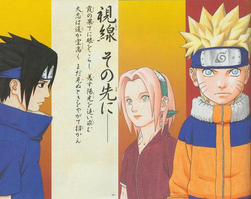 SasuSaku manga