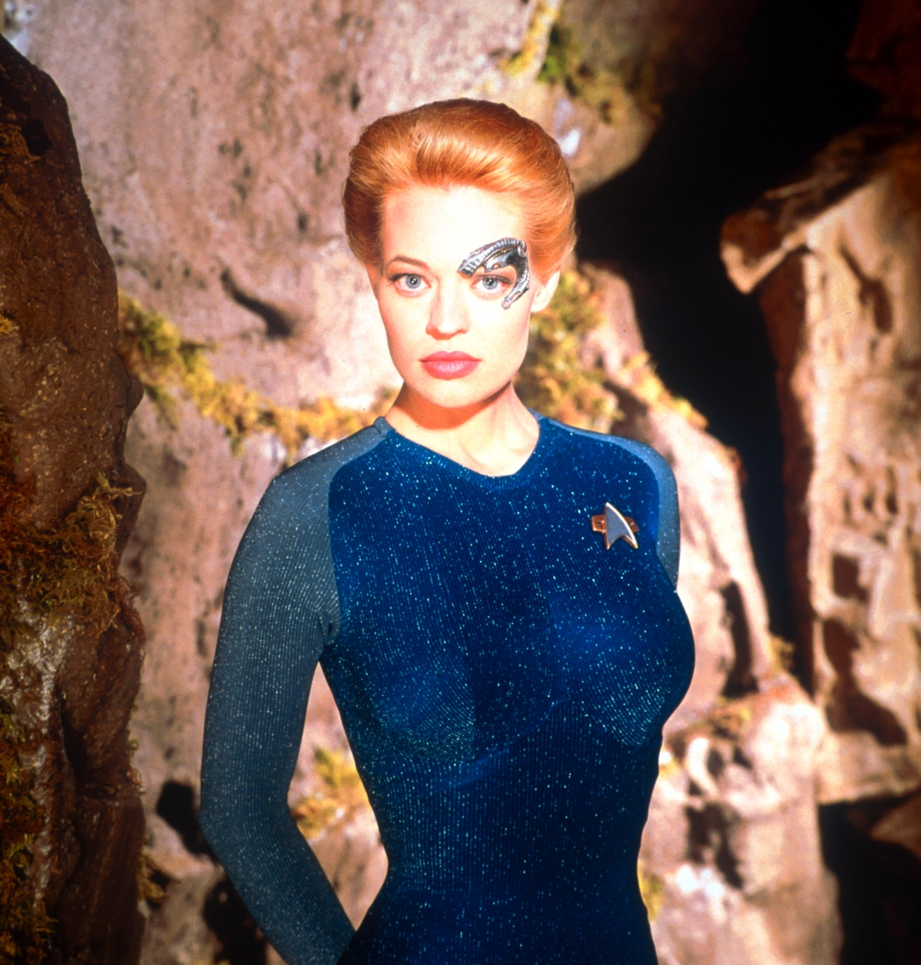 image Star trek voyager seven of nine wants to try sex Part 3