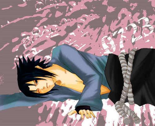 Sexy Sasuke