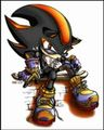 Shadow - shadow-the-hedgehog photo