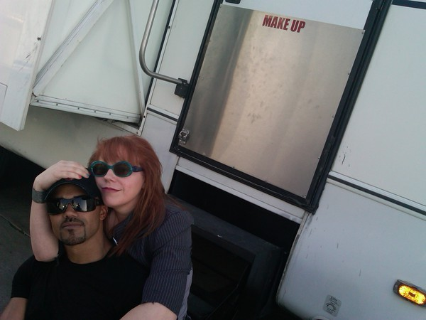 Shemar & Kirsten - Criminal Minds Photo (10976852) - Fanpop