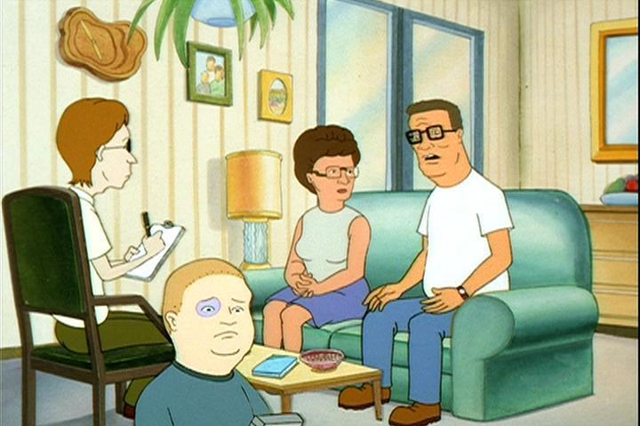 Bobby S Room King Of The Hill