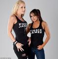 Michelle McCool and Layla-Smackdown - wwe-raw-divas-vs-smackdown-divas photo